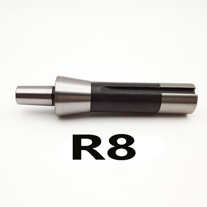 Купить с кэшбэком Straight shank connecting rod drill chuck connecting rod 12mm 16mm 18 mm B10 B12 B16 B18 B22 C10 C12 C16 C20 C25 R8
