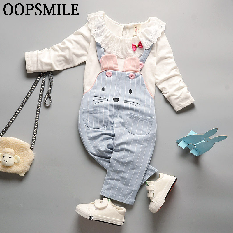 Baby Clothing Sets 2017 Spring Autumn Baby Boys girls Clothes baby kleding Suits Children 1st birthday Clothing