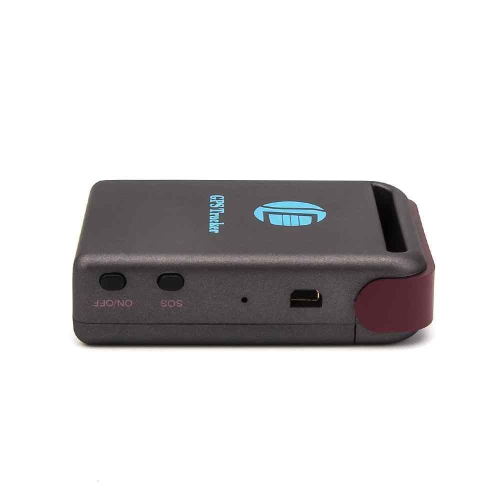 GPS osobisty urządzenie do śledzenia HD02B za pomocą niska moc/motion/alarm bez pudełka