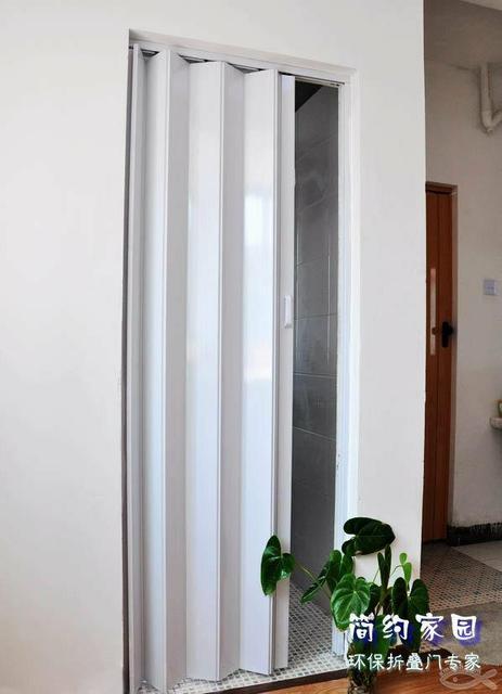 Bathroom Sliding Door Pvc Folding Door Kitchen Sliding Door Partition Walls  Flapdoor Sliding Door