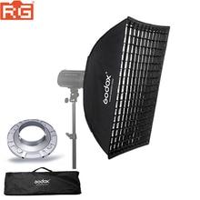 "Godox FW60*90 60*90cm 23.6""x35.4"" Strip Beehive Honeycomb Grid Softbox with Bowens Mount"