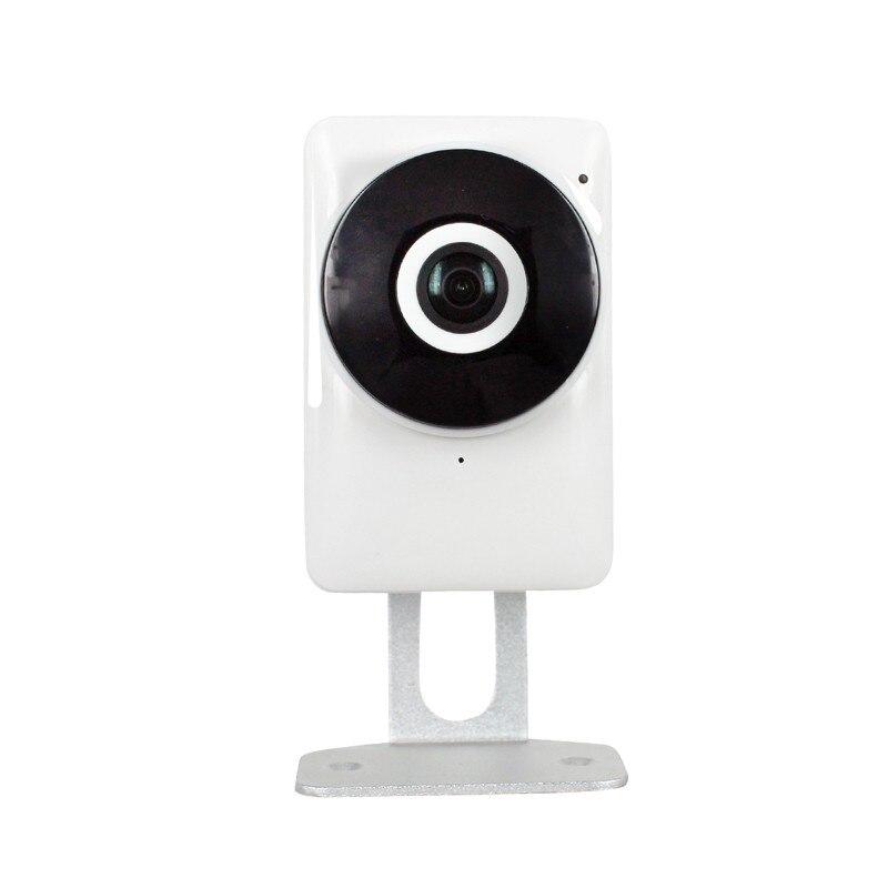 bilder für EraSmart 1MP HD 720 P 185 grad fisheye infrarot-nachtsicht WIFI netzwerk panorama mini-kamera Weiß