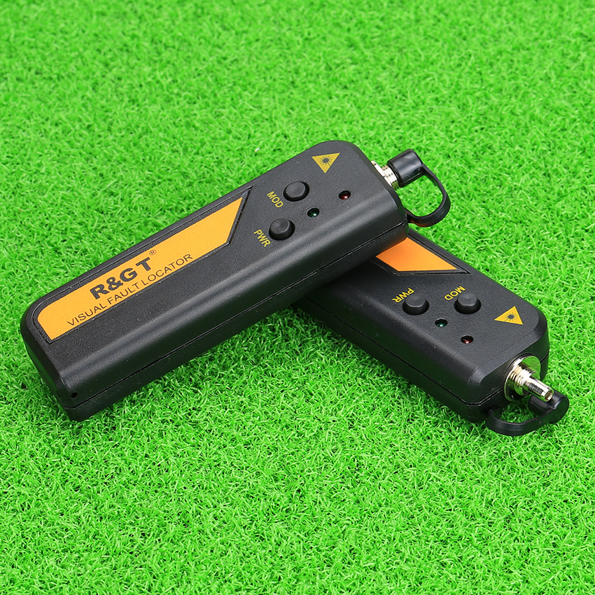 KELUSHI 30mw Red Light Laser Laser Fester Optic Cable Tester - Echipamente de comunicare - Fotografie 4