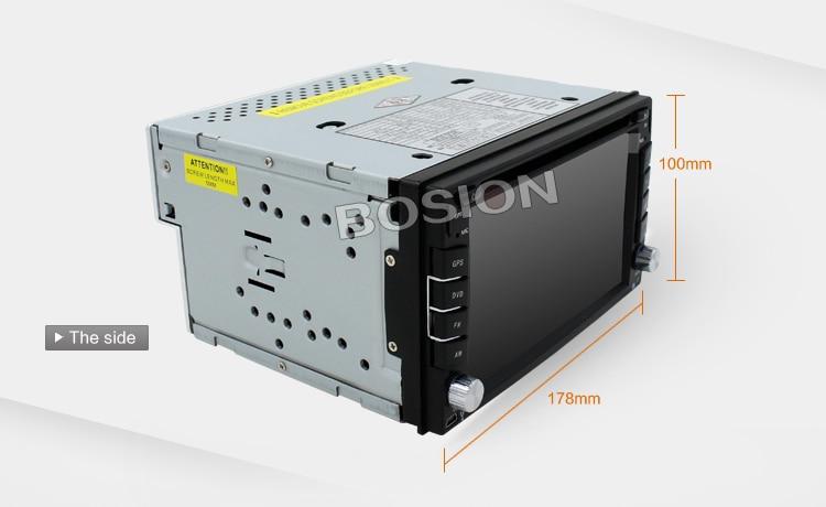 Envío gratis sistemas estéreo para automóvil Reproductor de DVD - Electrónica del Automóvil - foto 2