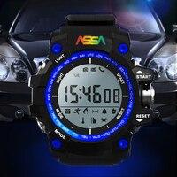 Smart Watch Men 2017 Black IP68 Waterproof NO 1 F2 Smartwatch Outdoor Mode Fitness Track Reminder