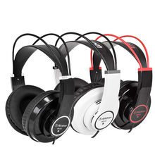 Alctron HP280 Skilled Monitor Headphone dj studio headphone Hifi Stereo Music Earphone moveable and trendy