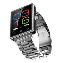 NO.1 G7 Smart Watch Phone MTK2502 2G SIM Card GSM Bluetooth 4.0 Heart Rate Monitor Pedometer Smartwatch for iOS Android Phones