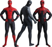 Spider Man Far From Home Spider Man Costume Cosplay Zentai Suit Superhero Costume