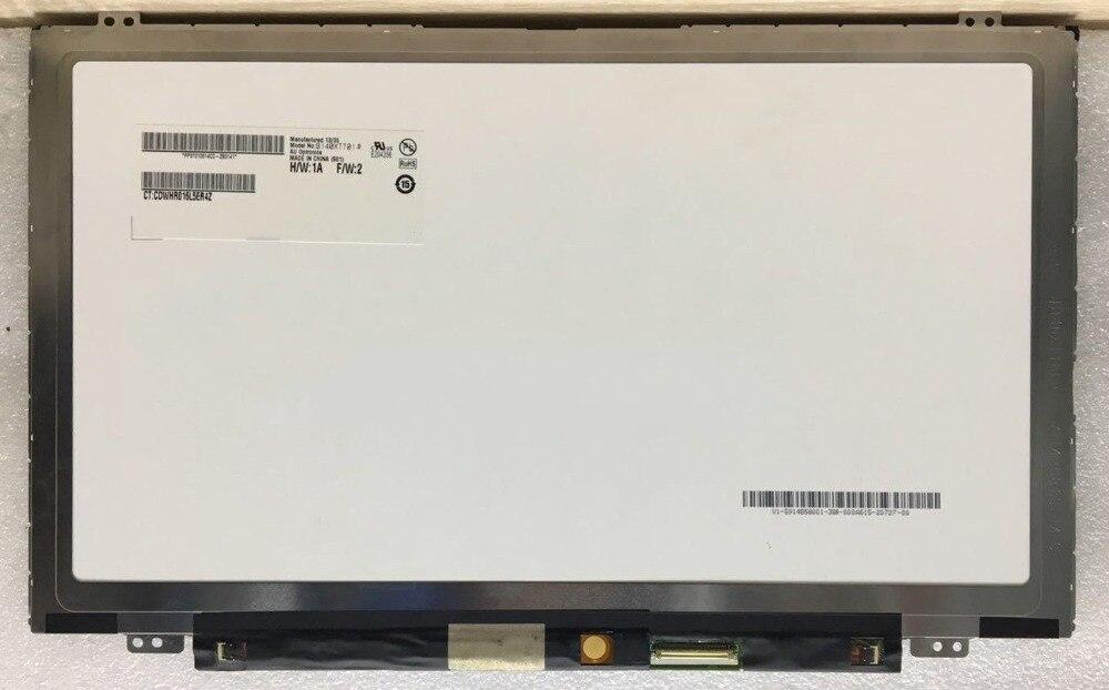 AUO B140XTT01 0 for HP Pavilion Touchsmart 14 b109wm Sleekbook LED LCD 14 Touch Screen Display