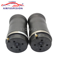 2pcs Rear Air Suspension Air Spring For Mercedes Benz W164 X164 ML320 ML350 ML450 AMG 1643201025 1643200725 1643200825