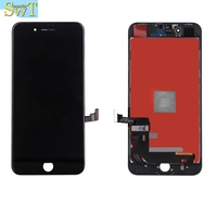 Mobile phone touch panel pantall OEM original quality replacement original LCD for iPhone 8 plus screen displa work for IOS 11.3