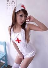 Erotic lingerie cosplay lover lace sexy nurse costumes pajamas sex underwear roleplay porno women