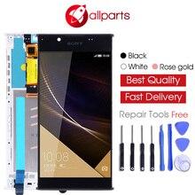 Лучшие Оригинал 5,5 »1280×720 Дисплей для sony Xperia L1 ЖК-дисплей Дисплей G3312 Сенсорный экран для sony L1 ЖК-дисплей планшета с рамкой