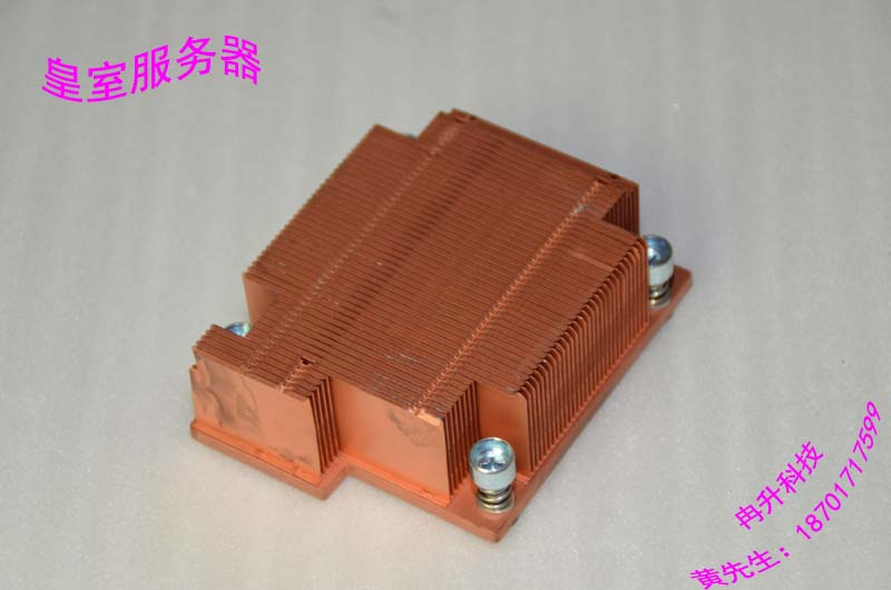Blade Server FOR DELL  M600 JW560 radiator original blade server for dell m600 jw560 radiator