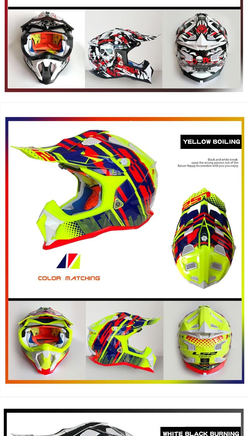 capacete de motocross tecnologia inovadora de alta