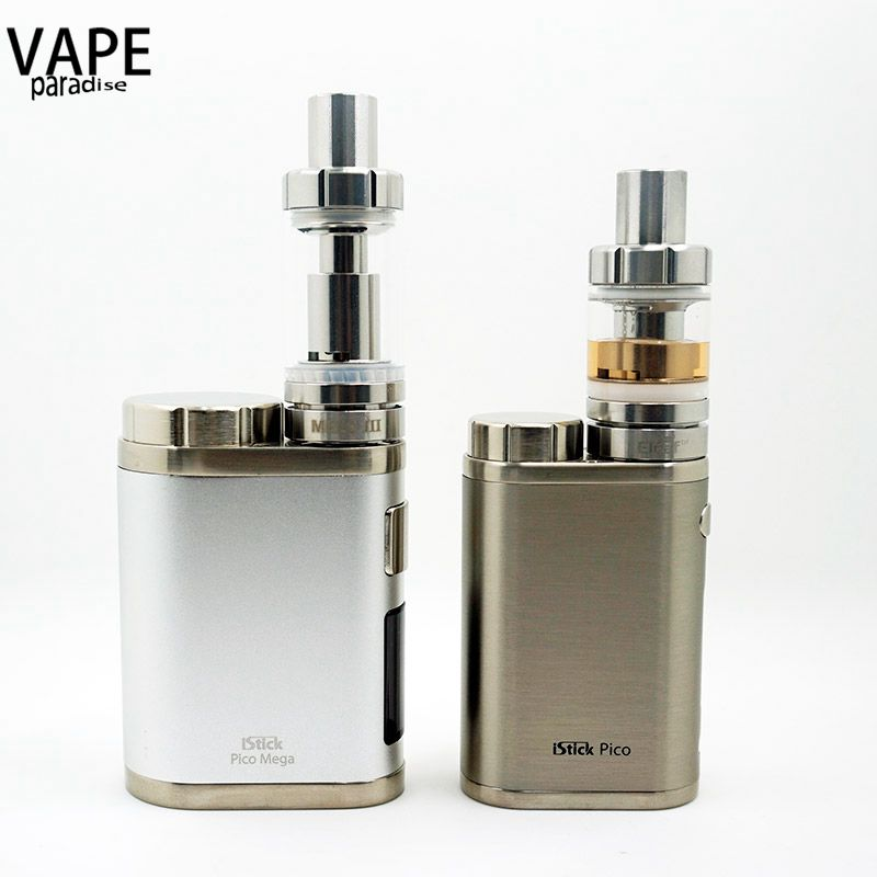 2016 Original Eleaf iStick Pico Mega Kit 80w Pico Mega TC Box Mod with 4ml Melo 3 Atomizer ...