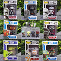 2017 new Funko POP Star Wars Darth Vader NO.01 MAUL Captain Phasma BB-8 BOBA FETT YOOA Bobble-head Toys PVC Action Figure Toy