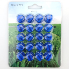 20 Pcs/pack Agricultural drone accessories  spray nozzle high pressure atomization plastic fan-shaped muzzle for spraying system