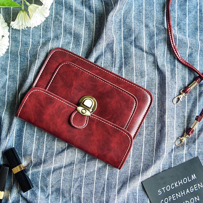 AEQUEEN 2018 New Small Side Of Mini Mobile Phone Messenger Bag Nice Women Hanbags Vintage PU Leather Single Strap Shoulder Bags 3