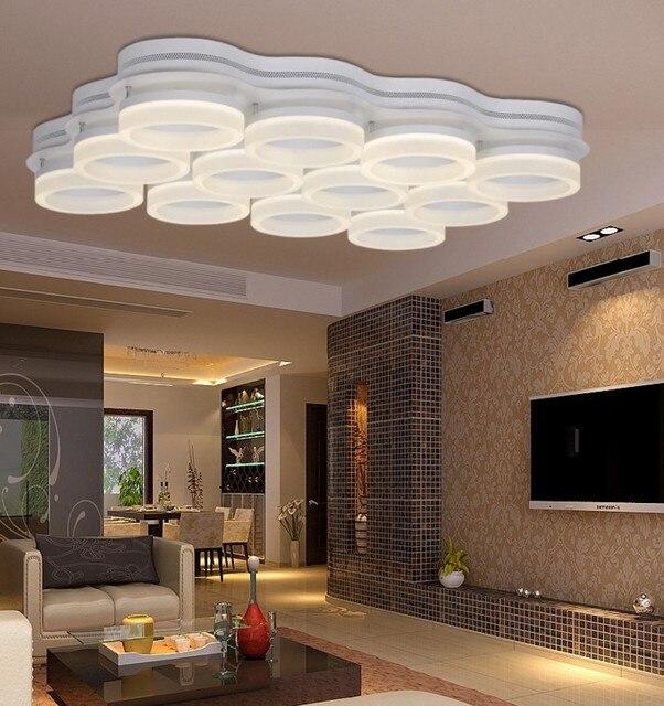 Moderne Led Lamp Plafondverlichting Opbouw Verlichting Armatuur voor ...
