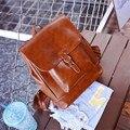 YBYT бренд 2017 кожа PU женская сумка hotsale опрятный стиль рюкзак женщины покупки bookbag студенческая школа рюкзаки