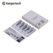 Original Kanger  T3S Replacement Head Coils BCC Heating Coils Wicks for Clearomizer 5pcs/lot