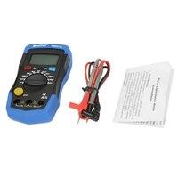 ハンドヘルドデジタル容量メーターコンデンサテスター Capacimeter 電子自動