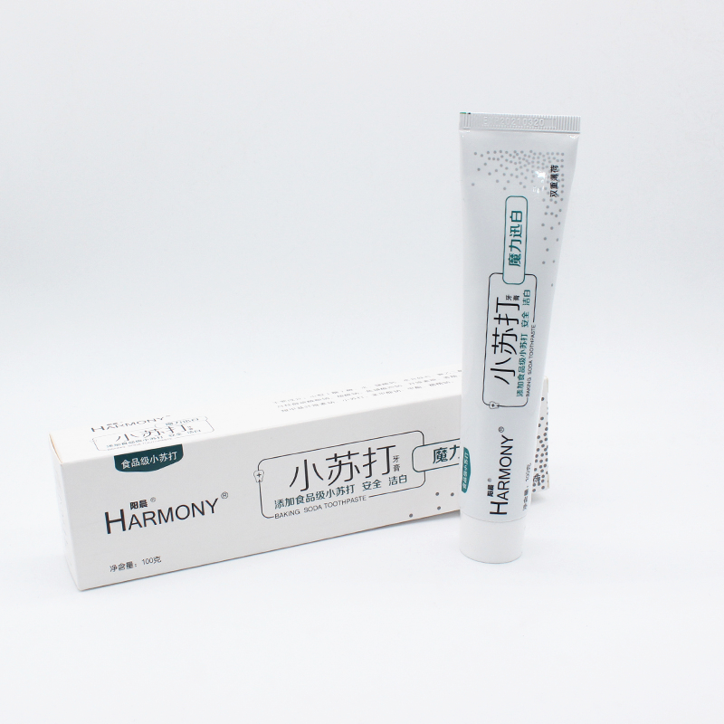 Buy now Baking Soda Toothpaste Charcoal Toothpaste