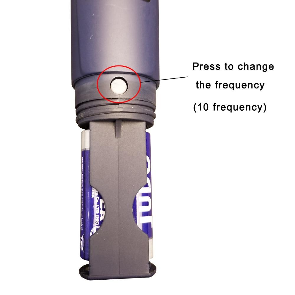 FREEBOSS FB-U321 1 способ мульти Регулируемая частота металлический ручной передатчик камера Микрофон Вечеринка караоке беспроводной микрофон