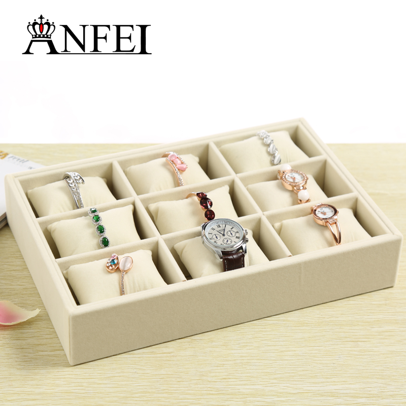 ANFEI Wholesale Jewelry Display Jewelry Organizer Jewelry Stand