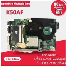 Laptop motherboard für ASUS K40AB K40AD K40AF K50AB K50AD K50AF motherboard kostenloser versand