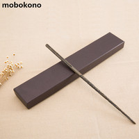 Mobokono High Quality New Arrive Metal Iron Core Sirius Black Wand Harry Potter Magic Magical Wand