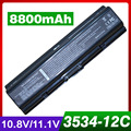 8800mAh laptop battery for TOSHIBA Satellite L450 L450D L455 L455D L500 L500D L505 L505D L550 L550D L555 L555D M200 M205