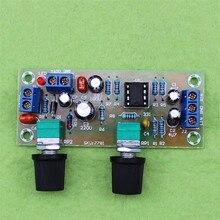 DC 10-24V 22Hz-300Hz Filter Plate Subwoofer Amplifier Preamp Board 2.1 3-Channel