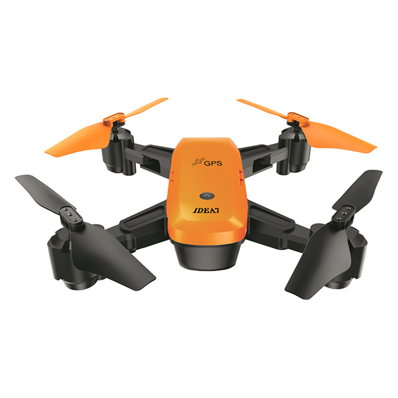 UAV GPS Positioning Aerial High Definition Ffolding Four Axis Aircraft rc plane RC airplane
