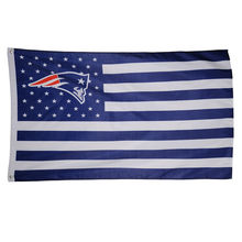 Hot New England Patriots USA Premium Team Football Flag 3X5FT 90x150cm Custom Party Supplies For Sale