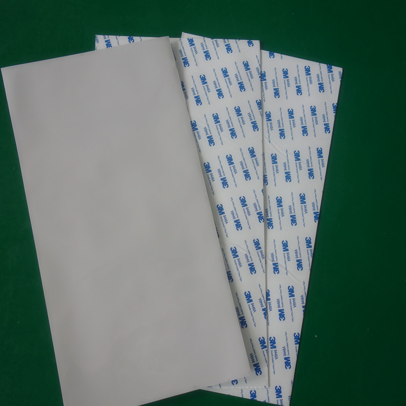 3M high thermal conductivity 4W Thermal conductive silica gel sheet Pad insulation slices 0.5*200*400mm single-sided adhesive thermal conductivity of cross linked polymers