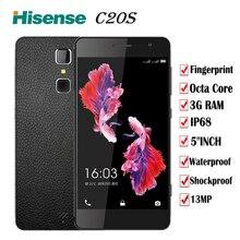 Hisense C20S font b Waterproof b font font b Smartphone b font IP67 Octa Core Fingerprint