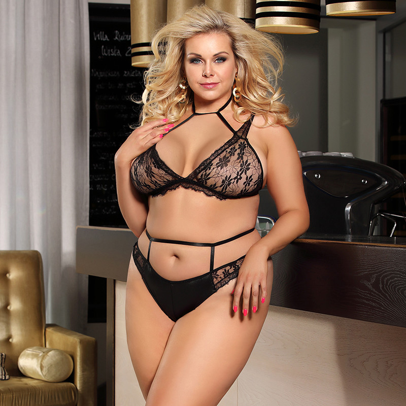 sexy bra panty set11
