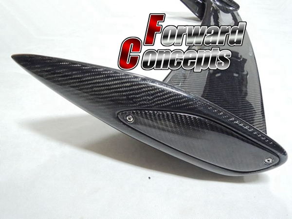FOR CARBON FIBER 1991-1999 MR2 MR-2 SW20 JDM REAR WING TRUNK - Auto Replacement Parts - Photo 5
