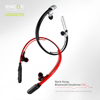 Baseus Wireless Neck Hanging Bluetooth 4 1 Headset Magnetic Design Restore Headphone Quality Sound Support Connect