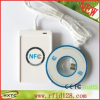NFC Tags Reader Writer ACR122U For ISO IEC18092 Ntag213 NTag215 NTag216