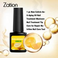 Zation 8ML Nail Nutrition aceite naranja huela tratamiento de uñas activación cutícula cutánea Gel revitalizador aceite uñas nutre cuidado uñas