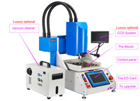 Luxury Pack LY1001 Automatic Iphone Ic Remove Router Cnc Milling Machine For IPhone Main Board Repair
