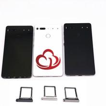 Capa traseira da bateria habitação para o telefone essencial ph 1 capa traseira