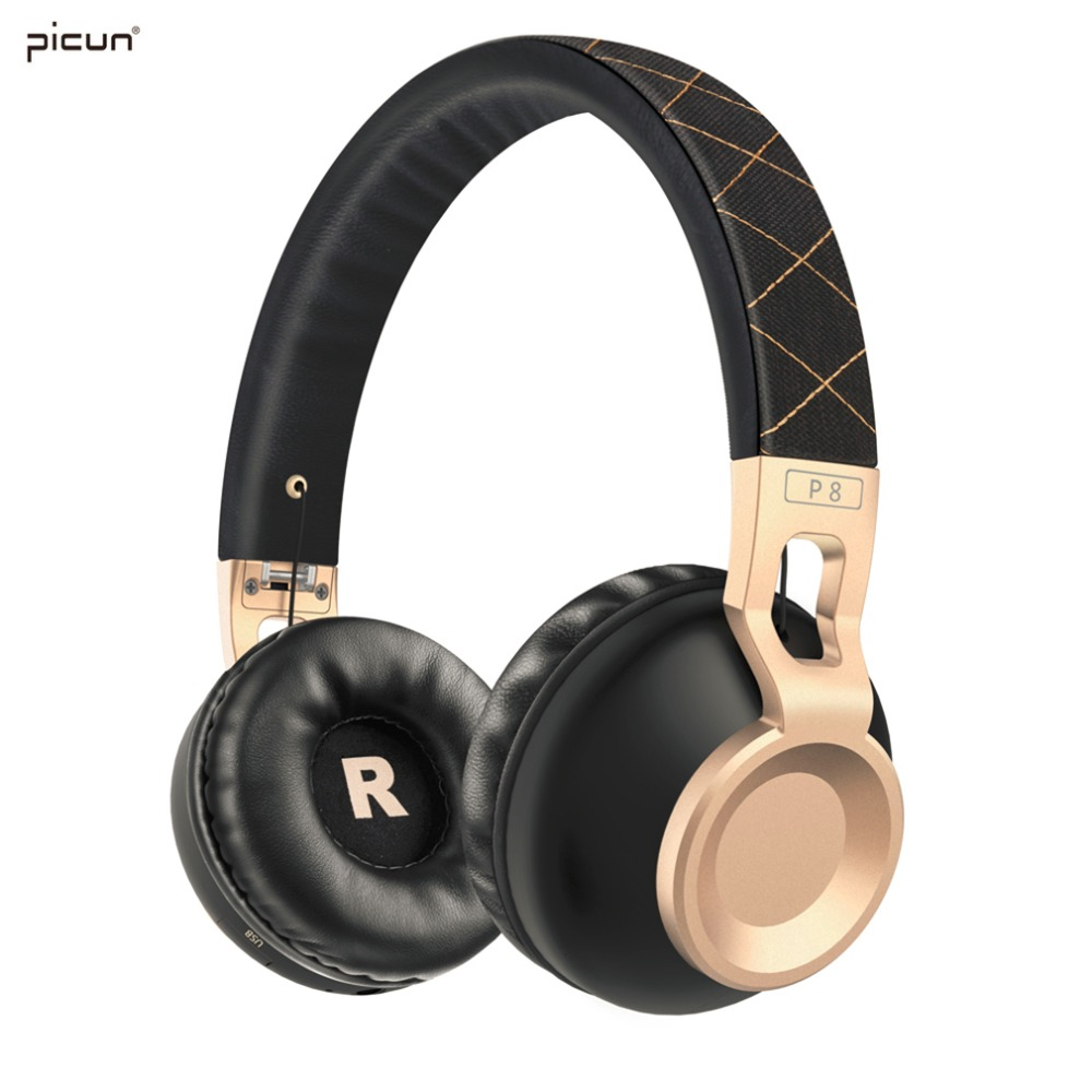 ФОТО P8 Professional Wired Wireless Foldable Earphone Home Office Gaming Noise Isolation Headphone Headset With Microphone