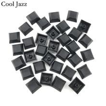 Cool Jazz dsa pbt Cherry mx механическая клавиатура 1u смешанный цвет черный, серый, красный esc keycap для игровой механической клавиатуры