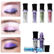 Shimmer Color Single Roller Color Eyeshadow Glitter Pigment Loose Powder Eye Shadow Glitter Pigment Loose Powder H7JP