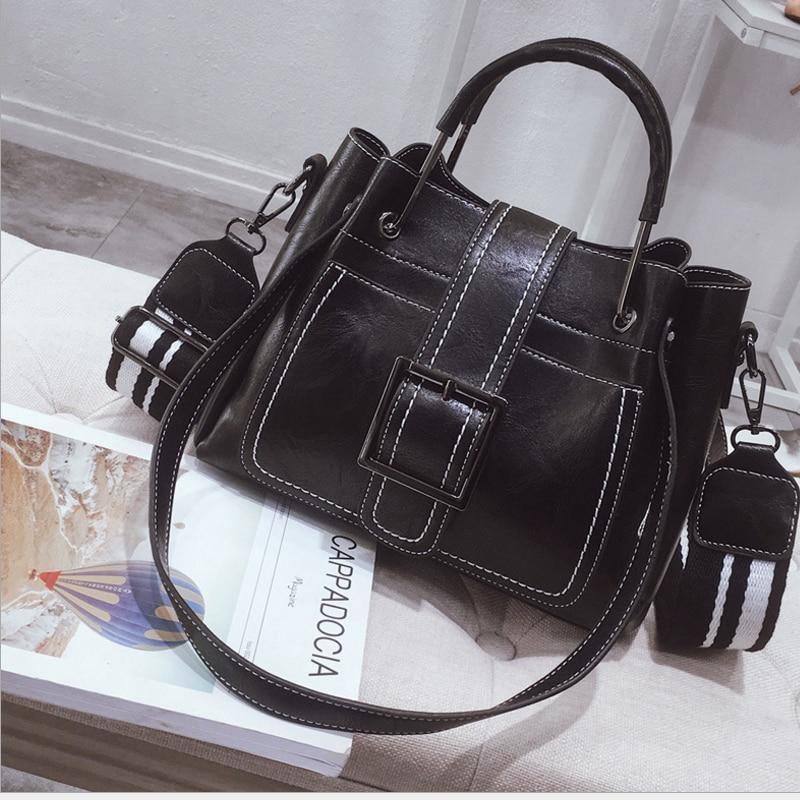 New European and American style vintage PU women handbag shoulder bag messenger bag 69
