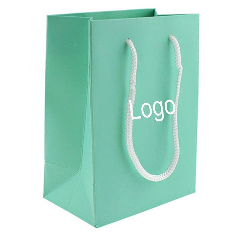 Light Blue Gift Bags Promotion-Shop for Promotional Light Blue ...